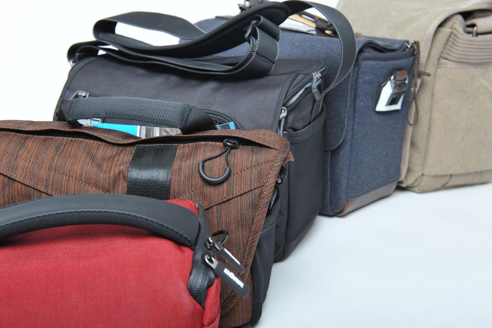 Wie finde ich die perfekte Fototasche? 5 Fragen, die zum Ziel führen
